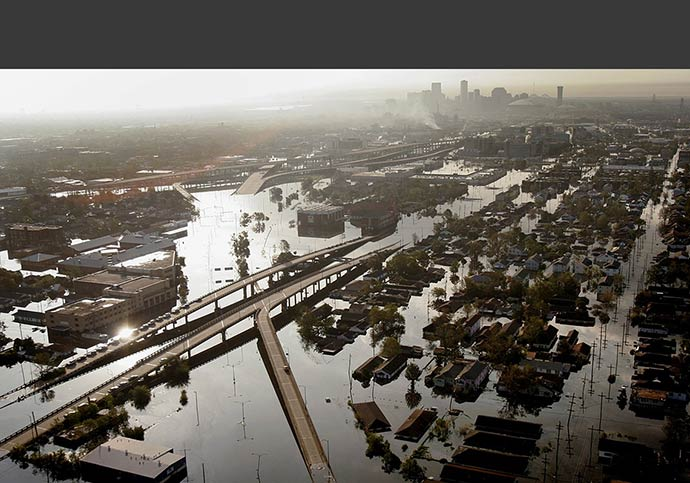 10 years after the storm: has New Orleans learned the lessons of Hurricane Katrina?