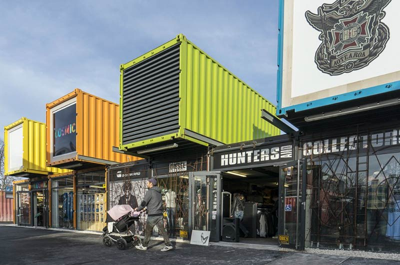 Pop-up shipping container court considered in ACT
