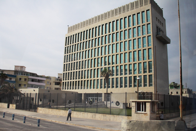 Constructing America's Image: Modernist Embassies of the Cold War