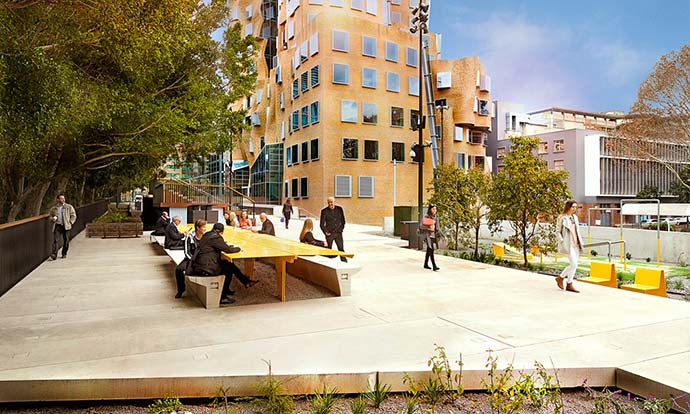 The Goods Line: it's no High Line, but a welcome green corridor for Sydney