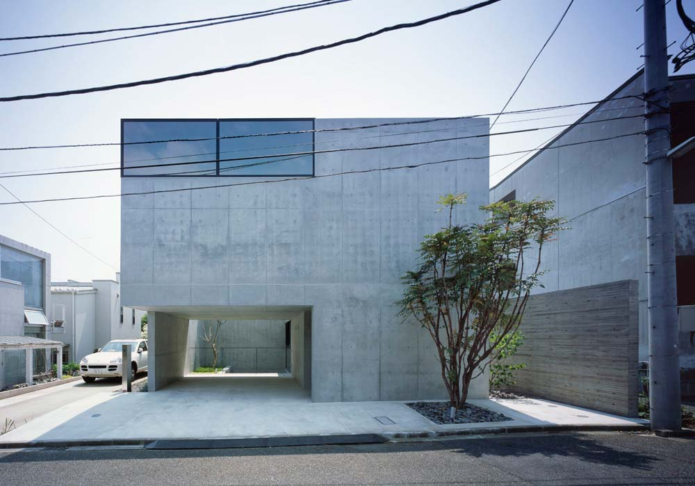 GRIGIO / Apollo Architects & Associates