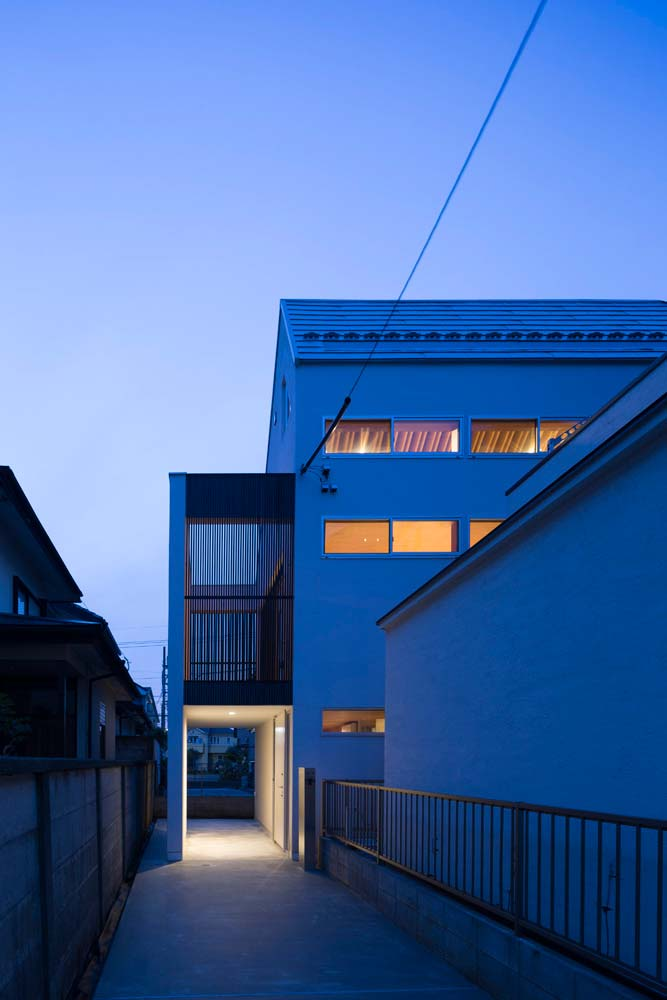 NORD / Apollo Architects & Associates