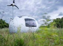 Ecocapsule / Nice Architects
