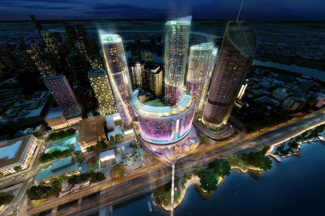 Brisbane casino will diminish government precinct