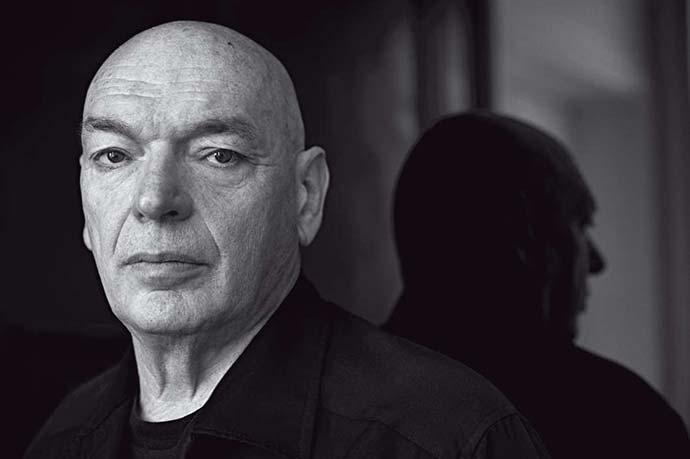 Where JEAN NOUVEL, architecte terrible, gets all his best ideas