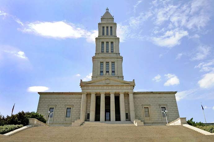Alexandria's Washington Masonic Memorial named a national landmark