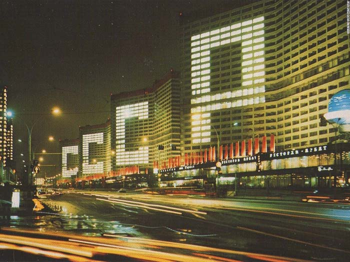 How the Soviet Union's utopian ideals turned into an architectural nightmare