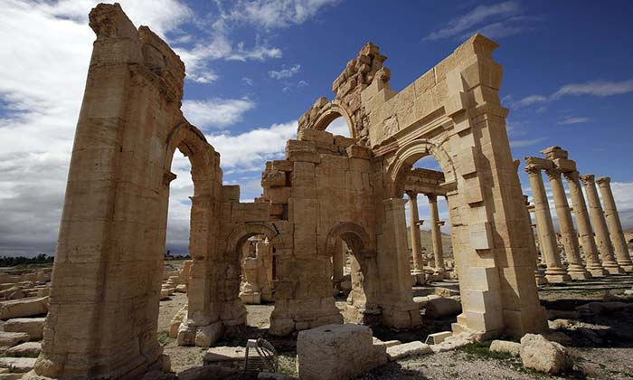Why it's all right to be more horrified by the razing of Palmyra than mass murder