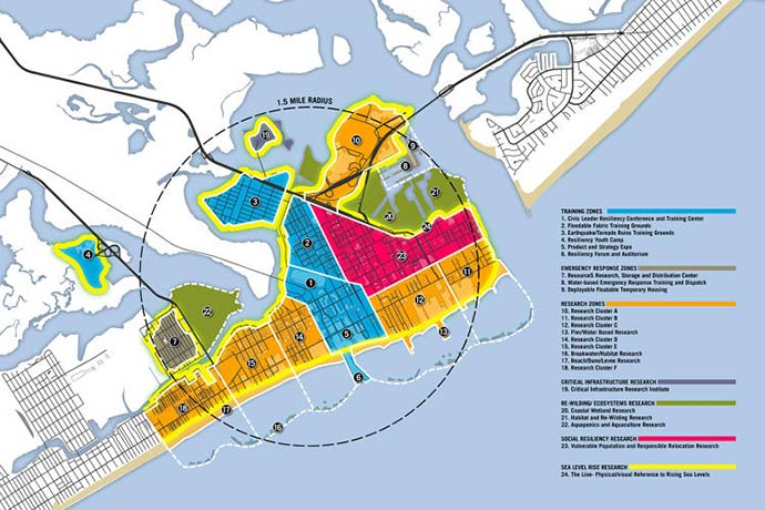 Could Atlantic City become an innovation hub for climate change and resiliency?