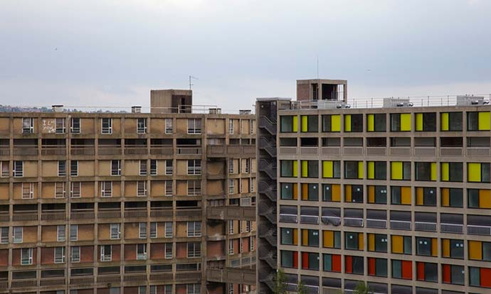Sheffield's Park Hill: the tangled reality of an extraordinary brutalist dream