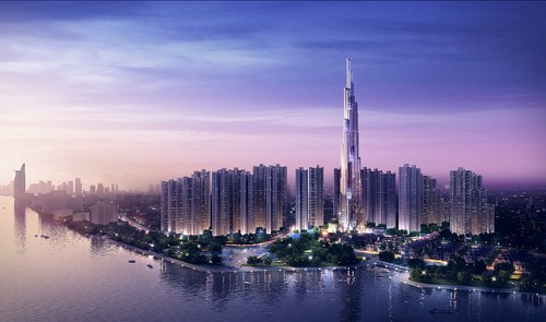 Vietnam to have new tallest building in 2017