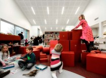 Library and Culture centre / Primus Architects