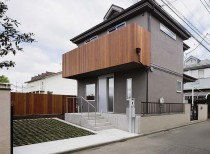 House in Kodaira / Kasa Architects