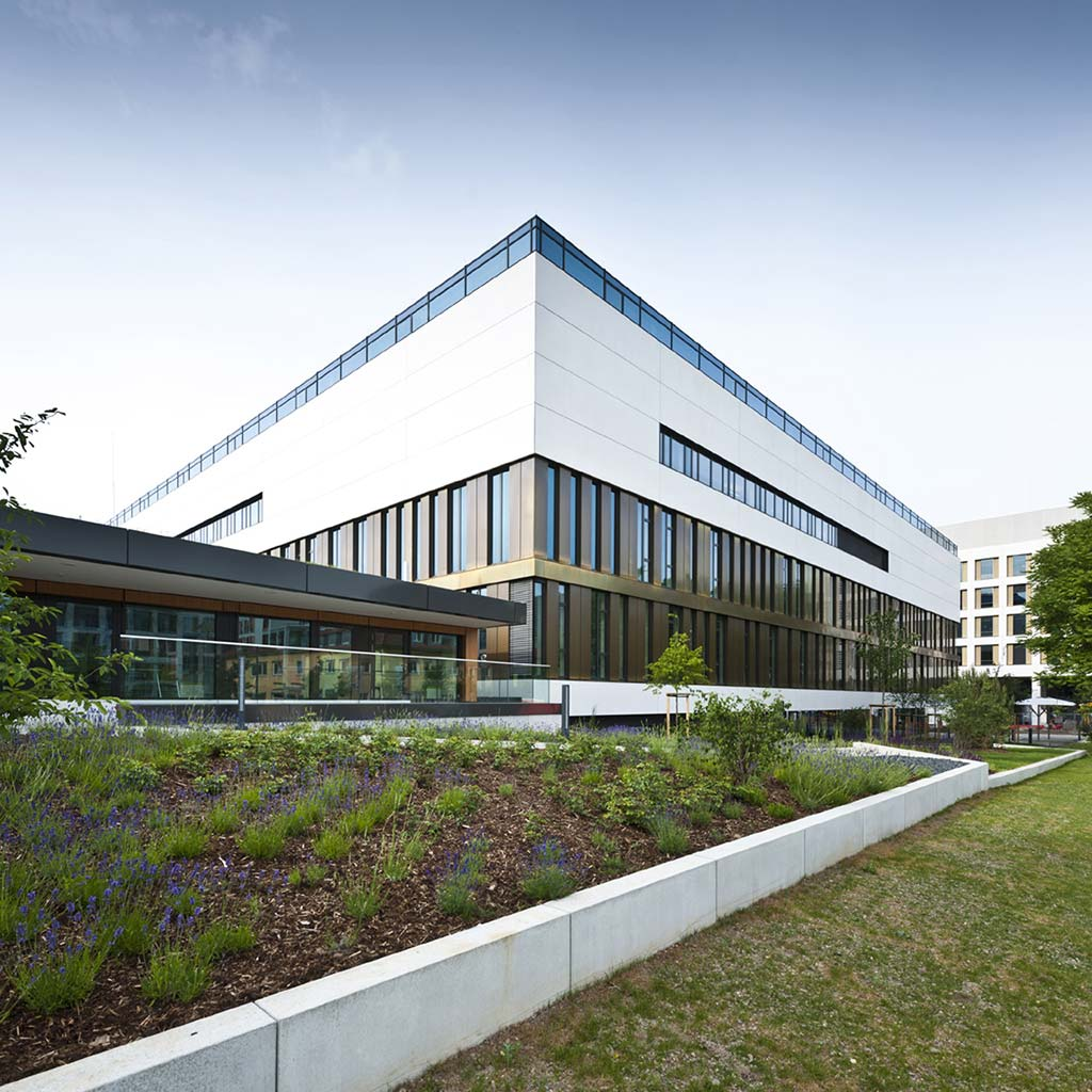Max Planck Institute for the Biology of Ageing / hammeskrause architekten