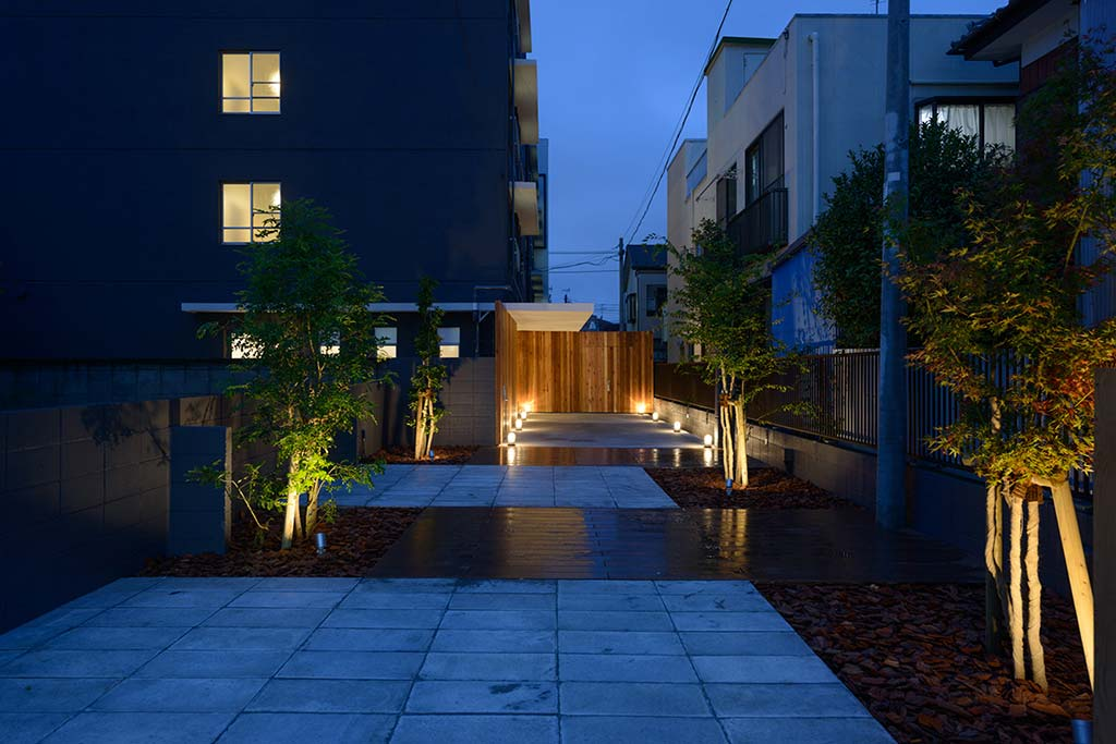 Share House Funabashi / Kasa Architects