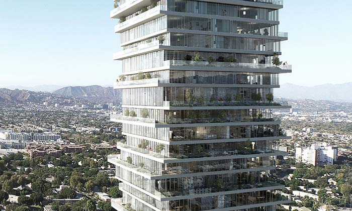 City of water: architects challenged to reboot Los Angeles