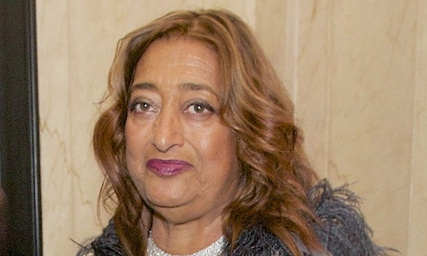 Why is Zaha Hadid given a harder time than her starchitect rivals?
