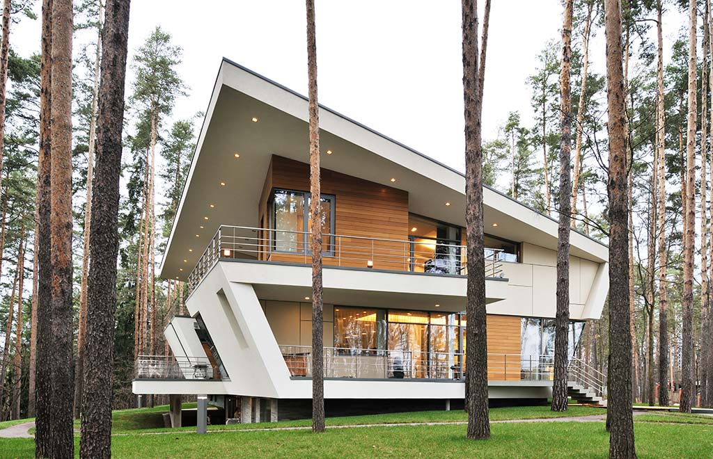 House in Gorki-6 / Atrium