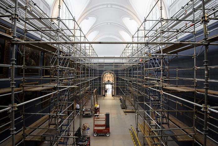 The Wadsworth Atheneum in Hartford Puts Final Touches on a Comeback