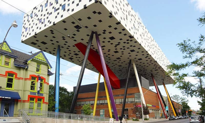 Flashy university buildings: do they live up to the hype?