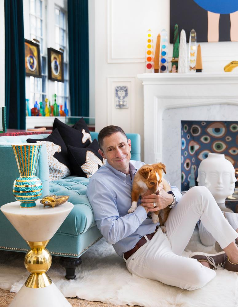 Designer Jonathan Adler on Awesome Architecture and Awful Hair
