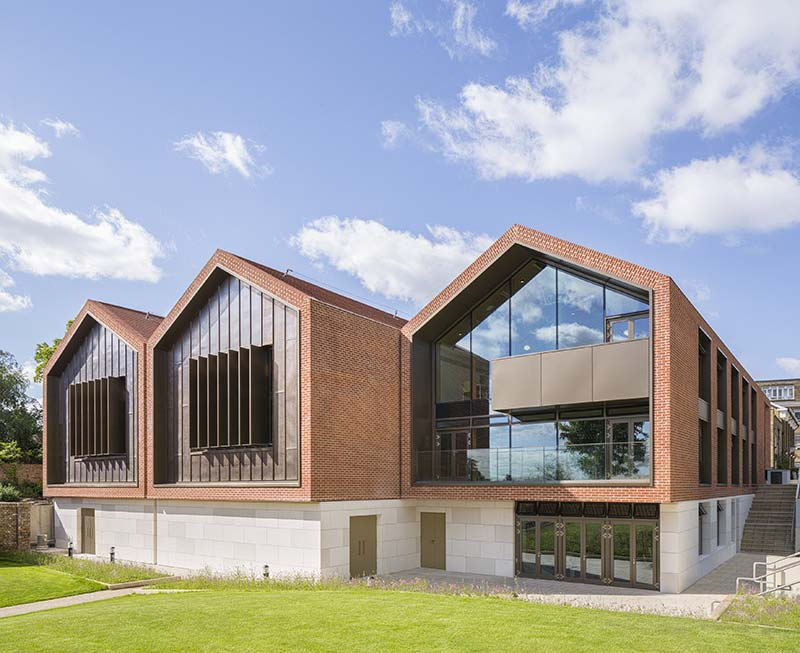 Channing School extension / BuckleyGrayYeoman