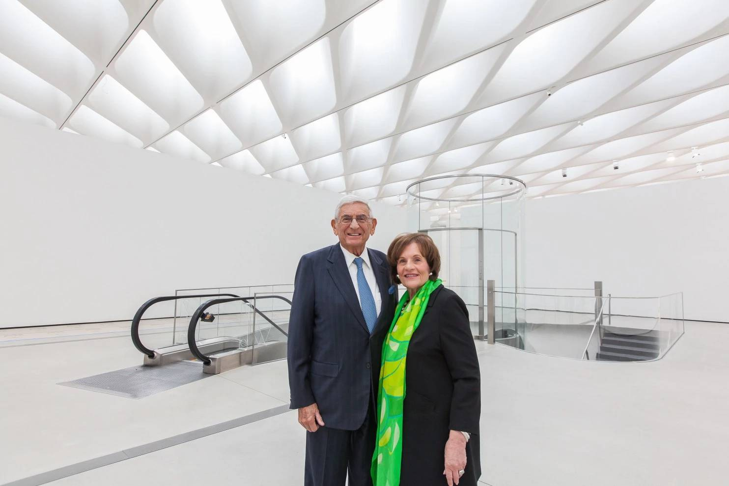 The problem with The Broad is the collection itself