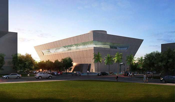 Turrell, Serra works' Miami private museum to move forward