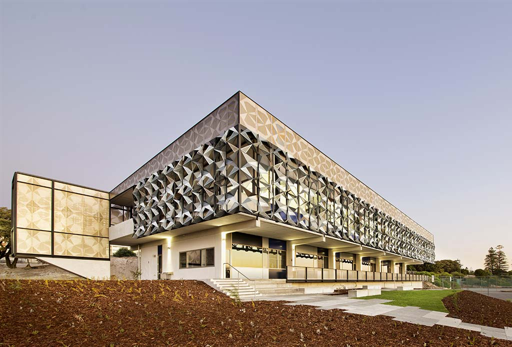 John Curtin College of the Arts Year 7 Teaching Facility / JCY Architects and Urban Designers