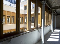 Restructuration of an office building avenue Parmentier in Paris / PARC Architectes