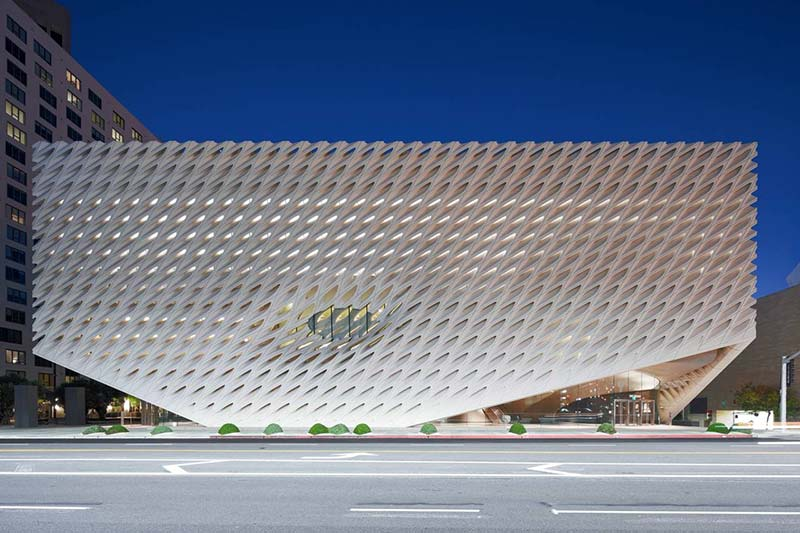 The Architecture of The Broad: A Building of Bravado