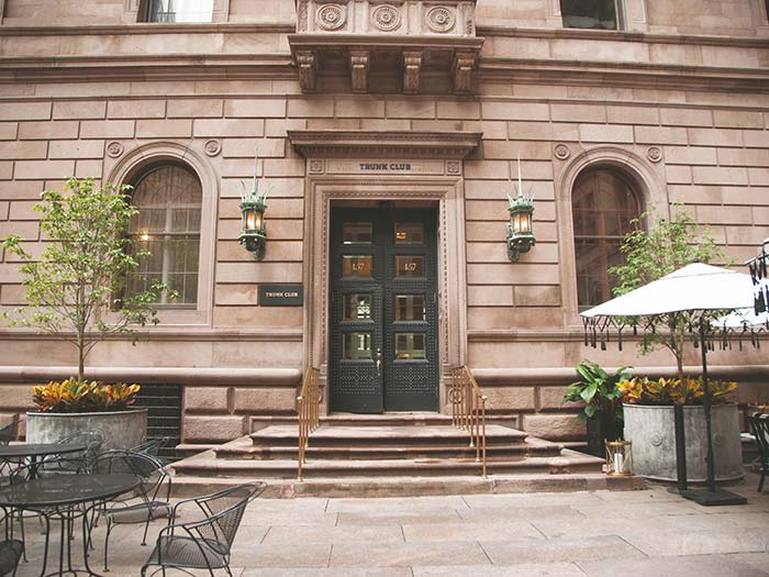 New York landmarked buildings become must-haves for retailers