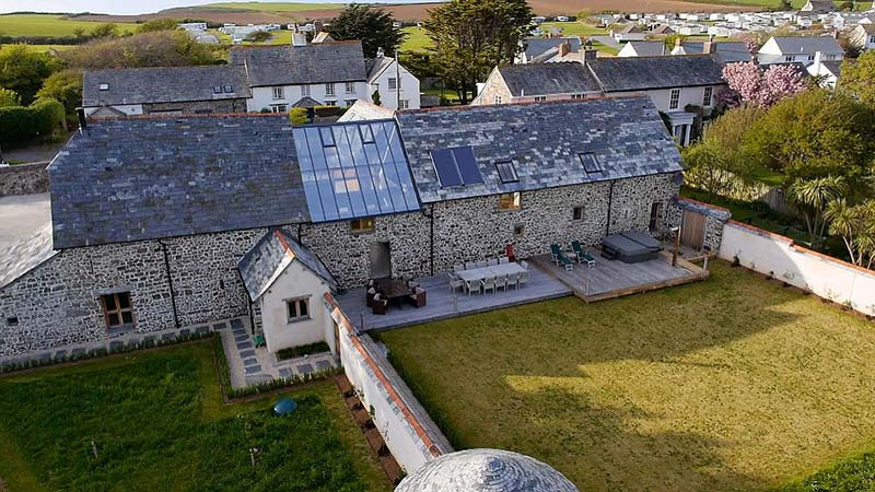 From a 700-year-old derelict Cornish barn to $2M house