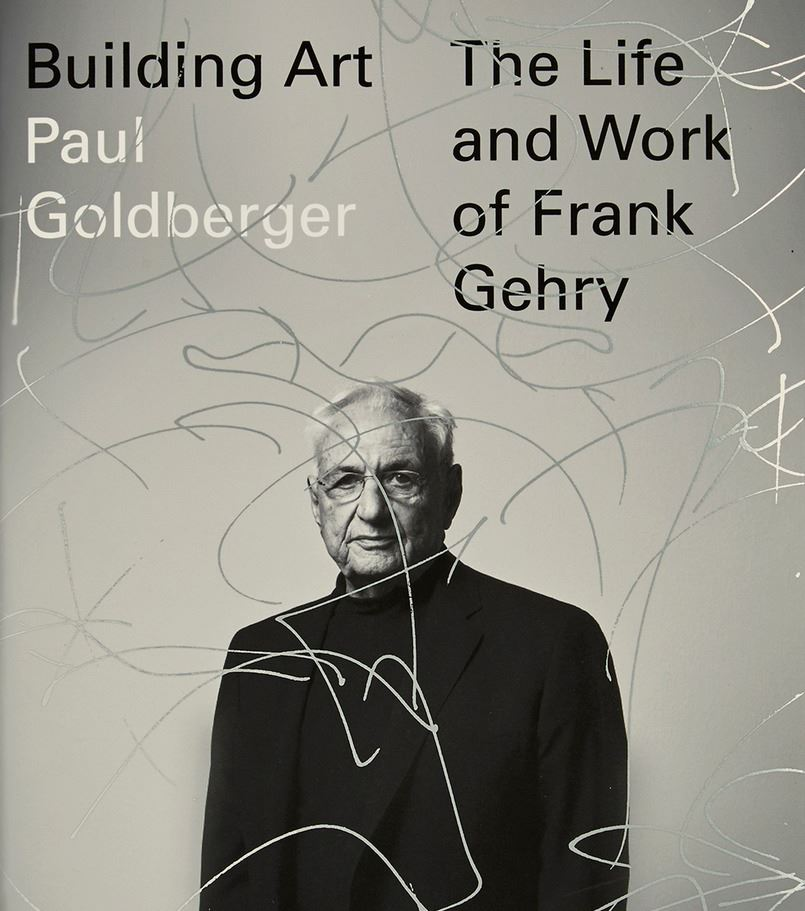 'Building Art: The Life and Work of Frank Gehry': Architecture like art on fire