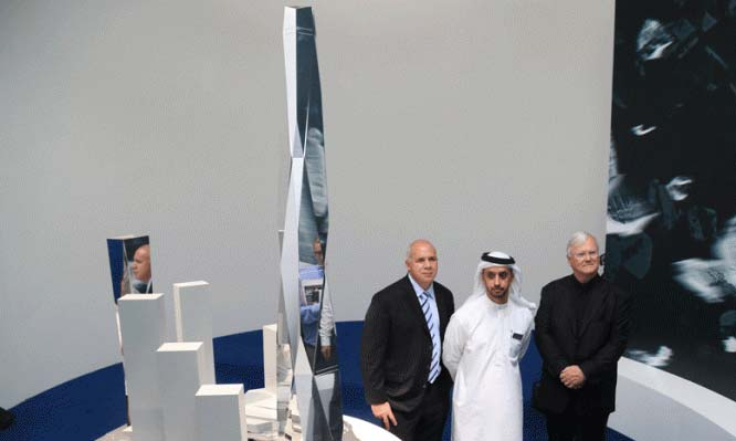 Dubai Burj 2020 tower design unveiled at Cityscape