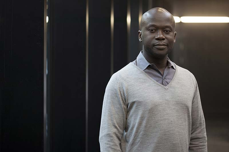David Adjaye: The architect who wants to change the world