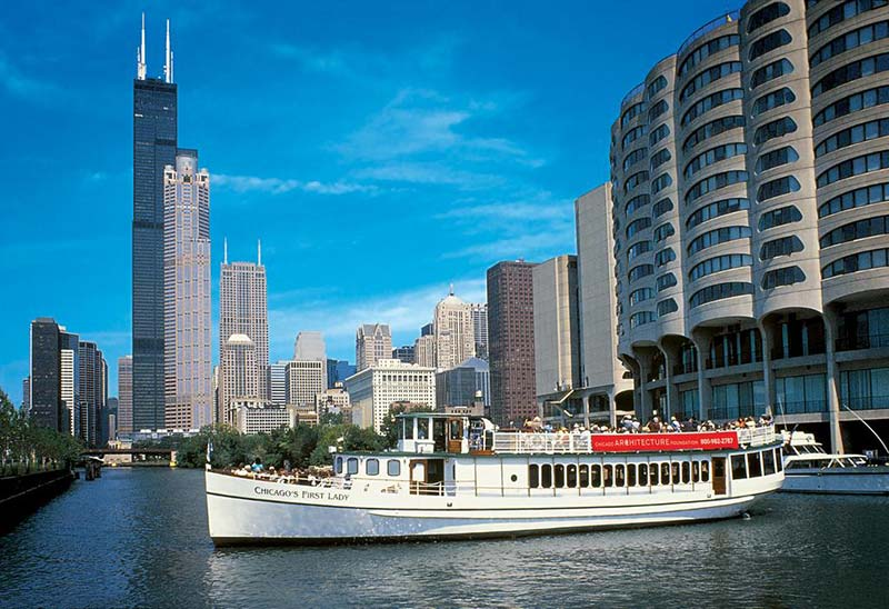 Chicago Architecture Foundation river cruise soars to the top at TripAdvisor.com