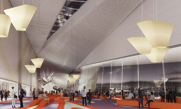 Design Selected for Los Angeles Convention Center Expansion
