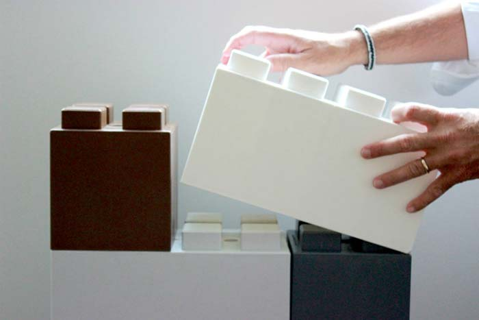 Huge LEGO bricks for building stuff are now real