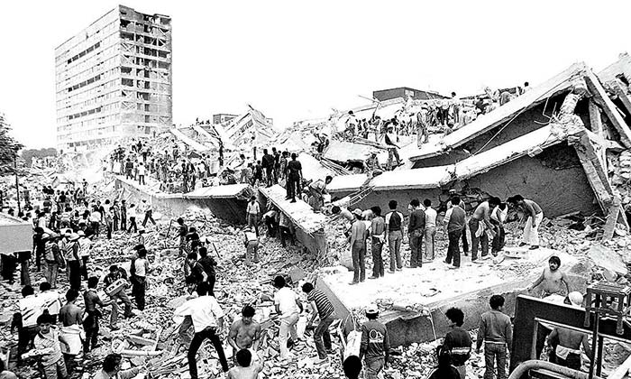 The Mexico City earthquake, 30 years on: have the lessons been forgotten?