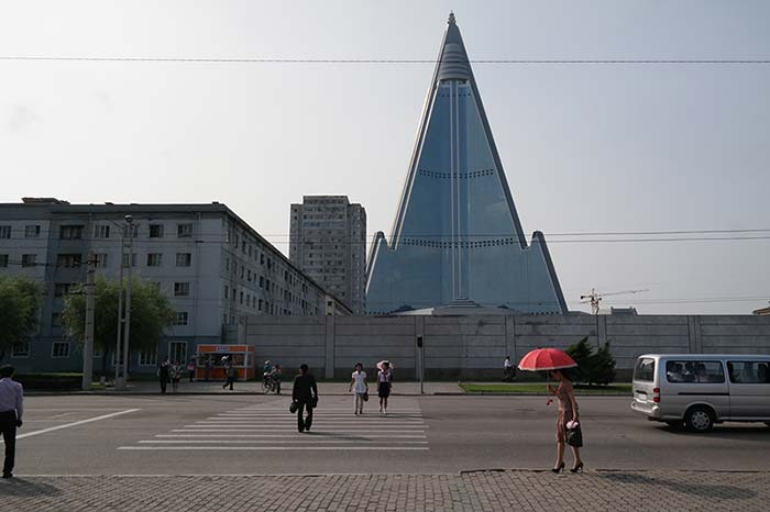 The Pyonghattan project: how North Korea's capital is transforming into a 'socialist fairyland'