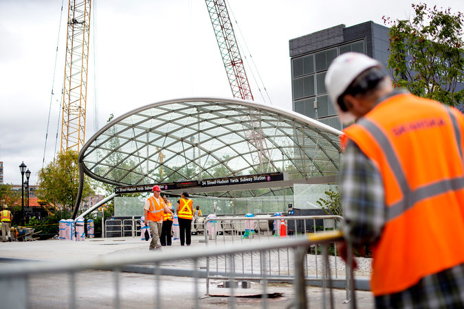 New New York Subway Station to Open This Weekend