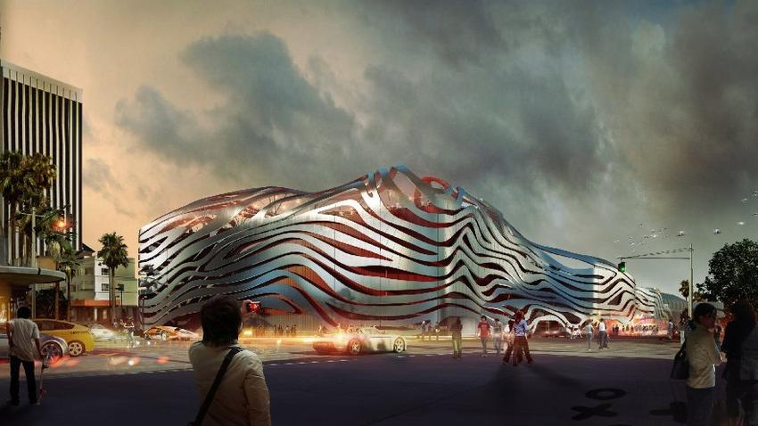 'The Edsel of architecture'? L.A. reacts to the Petersen Automotive Museum's gloriously bad redo