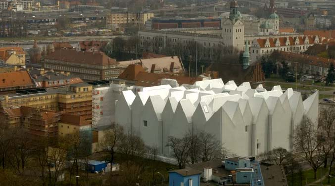 Philharmonic Hall Szczecin / Barozzi Veiga
