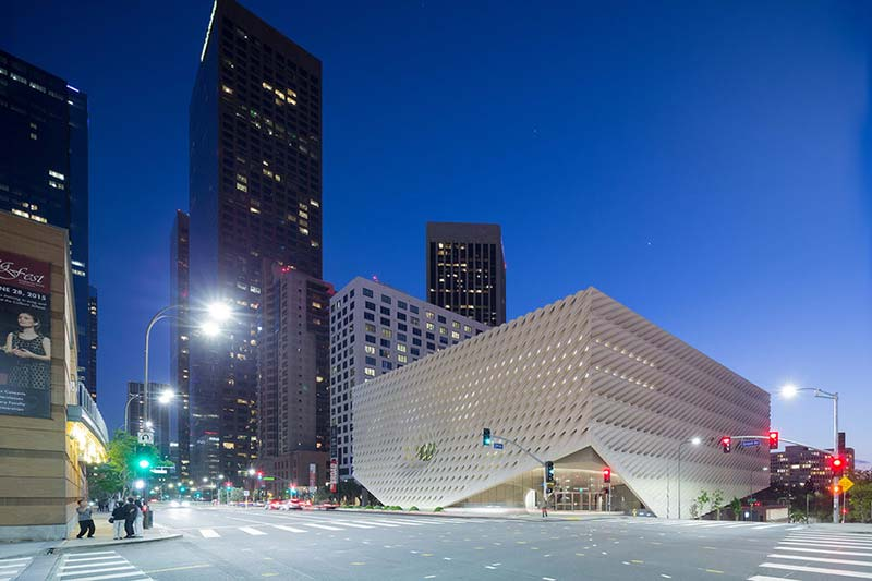 The Broad Is L.A.'s Latest Paradox