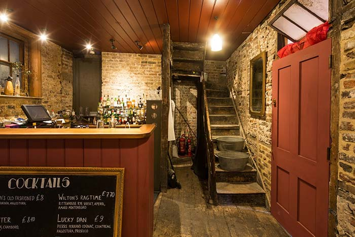 The Wilton's Music Hall in London gets a ramshackle restoration