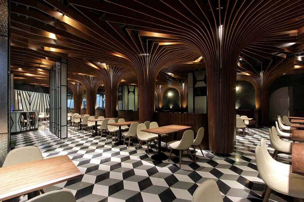 Jordan Road Restaurant & Bar / CAA Architects
