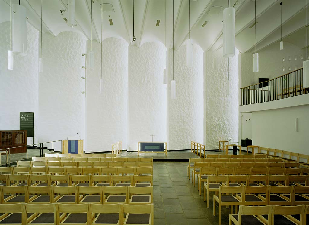 Korso Church and Parish hall / AFKS Architects Ltd