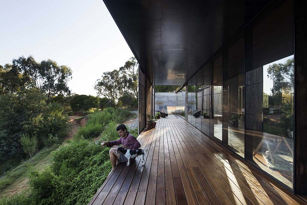SawMill House / Archier