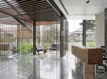 PS-26 OFFICE / Wahana Architects
